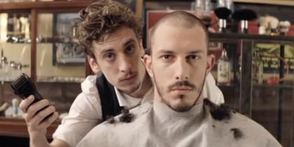 """Vodafone """"Alex il Barbiere"""""""