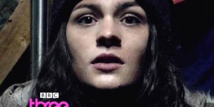 "BBC 3 promo ""I Survived A Zombie Apocalypse"""