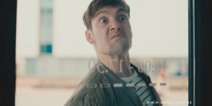 """ABOUTYOU """"Aggro Face"""""""