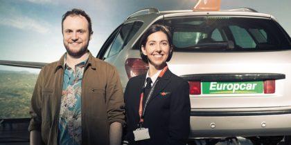 "EasyJet Europcar ""Fly-Drive"""